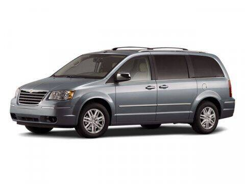 2008 Chrysler Town and Country for sale at Park Place Motor Cars in Rochester MN