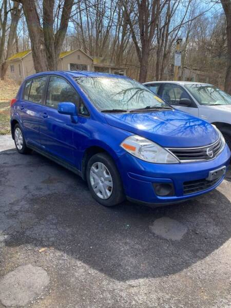 2010 Nissan Versa for sale at Roberts Rides LLC in Franklin OH