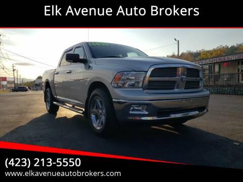 2011 RAM Ram Pickup 1500 for sale at Elk Avenue Auto Brokers in Elizabethton TN