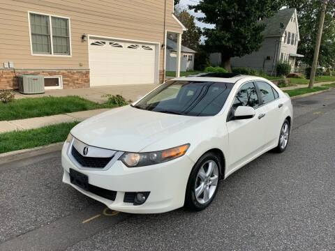 2010 Acura TSX for sale at Jordan Auto Group in Paterson NJ
