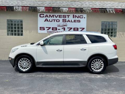 2008 Buick Enclave for sale at Camvest Inc. Auto Sales in Depew NY
