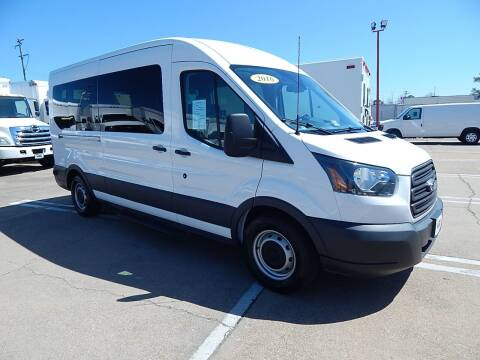 2017 Ford Transit Passenger for sale at Vail Automotive in Norfolk VA