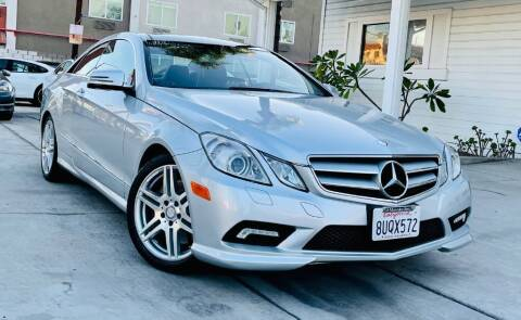 2010 Mercedes-Benz E-Class for sale at Pro Motorcars in Anaheim CA