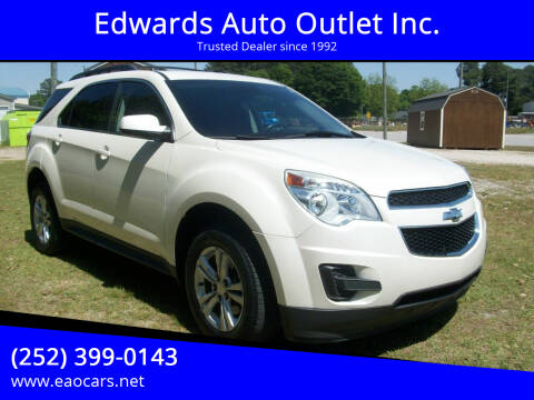 2014 Chevrolet Equinox for sale at Edwards Auto Outlet Inc. in Wilson NC