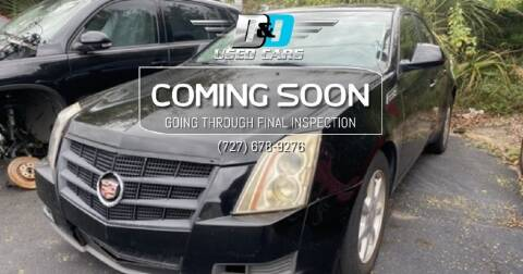 2009 Cadillac CTS for sale at D & D Used Cars in New Port Richey FL
