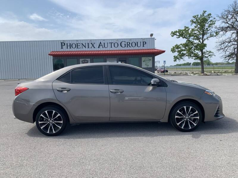 2018 Toyota Corolla for sale at PHOENIX AUTO GROUP in Belton TX