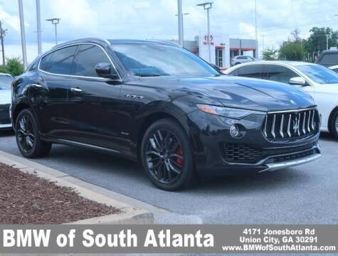 2018 Maserati Levante for sale at Carol Benner @ BMW of South Atlanta in Union City GA