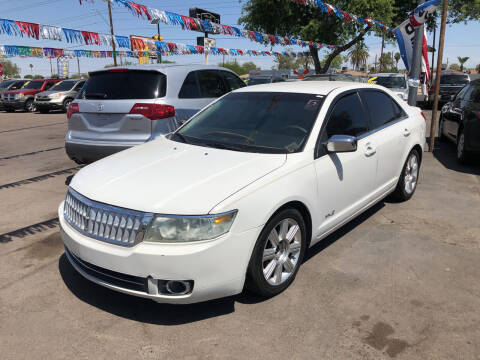2008 Lincoln MKZ for sale at Valley Auto Center in Phoenix AZ