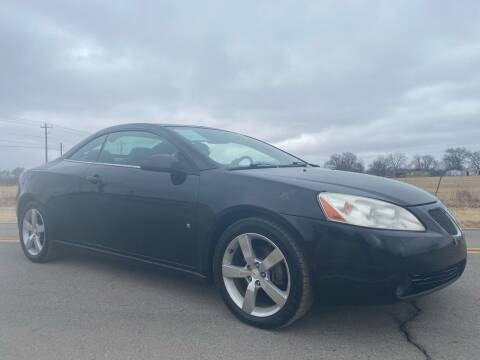 2007 Pontiac G6 for sale at ILUVCHEAPCARS.COM in Tulsa OK
