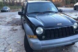 2006 Jeep Liberty for sale at Ebert Auto Sales in Valdosta GA