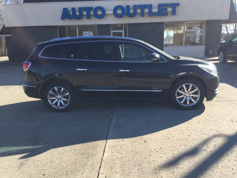 2014 Buick Enclave for sale at Truck and Auto Outlet in Excelsior Springs MO