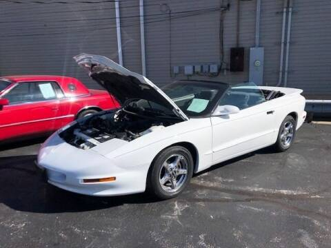 1997 Pontiac Firebird for sale at RT Auto Center in Quincy IL