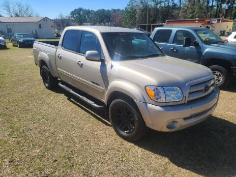 2006 Toyota Tundra for sale at Lakeview Auto Sales LLC in Sycamore GA