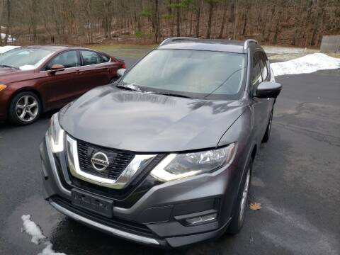 2017 Nissan Rogue for sale at Wholesale Motors in Castleton On Hudson NY