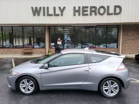 2011 Honda CR-Z for sale at Willy Herold Automotive in Columbus GA