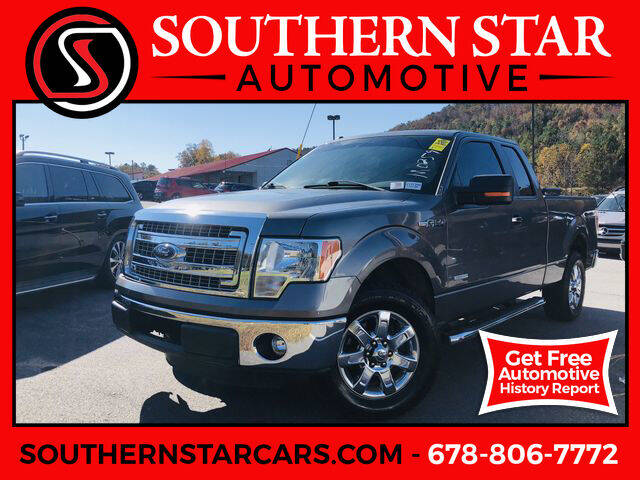 2013 Ford F-150 for sale at Southern Star Automotive, Inc. in Duluth GA