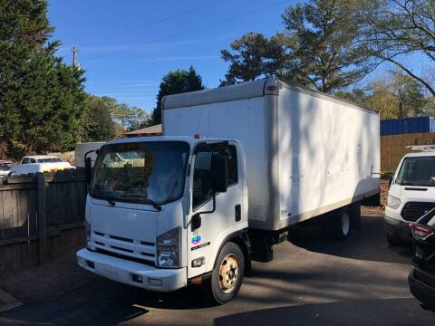2013 Isuzu NRR for sale at RC Auto Brokers, LLC in Marietta GA