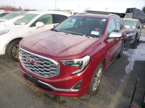 2018 GMC Terrain for sale at Coast to Coast Imports in Fishers IN