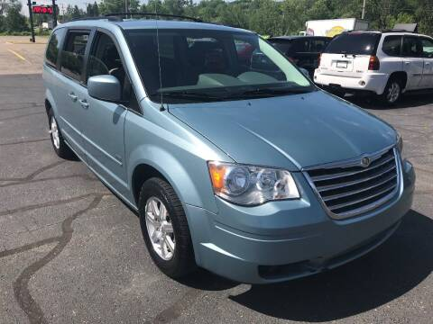 2008 Chrysler Town and Country for sale at Finish Line Auto in Comstock Park MI