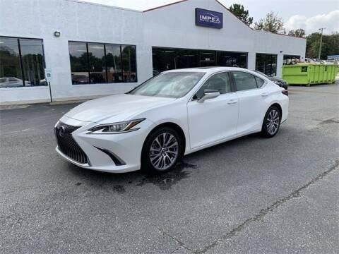 2019 Lexus ES 350 for sale at Impex Auto Sales in Greensboro NC
