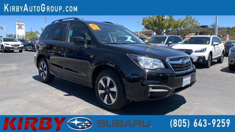 2018 Subaru Forester for sale in Ventura, CA