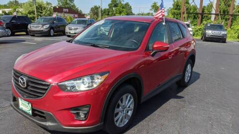 2016 Mazda CX-5 for sale at Shaddai Auto Sales in Whitehall OH