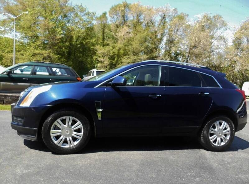 2010 Cadillac SRX for sale at CARS II in Brookfield OH