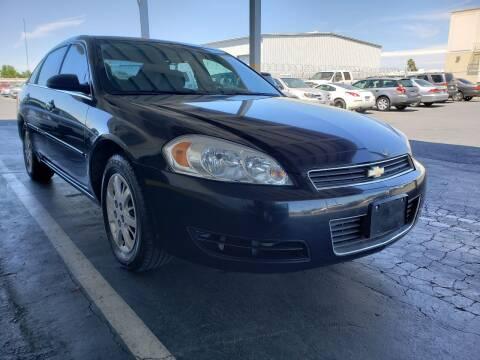 2007 Chevrolet Impala for sale at Express Auto Sales in Sacramento CA