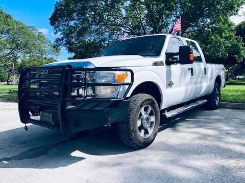 2015 Ford F-250 Super Duty for sale at Venmotors LLC in Hollywood FL