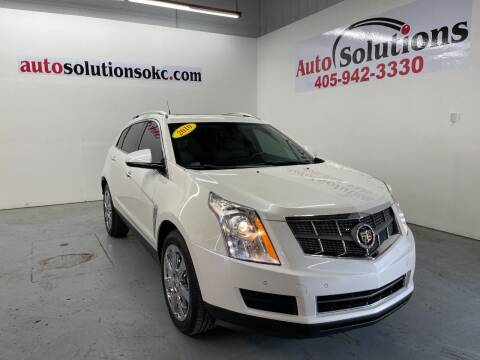2010 Cadillac SRX for sale at Auto Solutions in Warr Acres OK