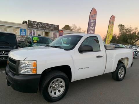 2013 Chevrolet Silverado 1500 for sale at Black Diamond Auto Sales Inc. in Rancho Cordova CA