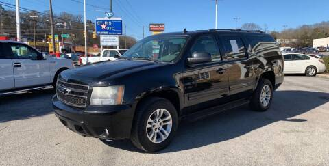 2011 Chevrolet Suburban for sale at Stars Auto Finance in Nashville TN