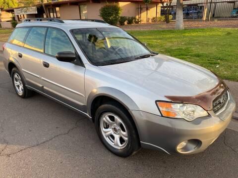 2007 Subaru Outback for sale at Premier Motors AZ in Phoenix AZ