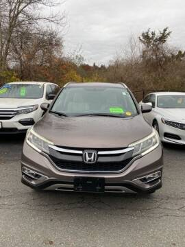 2015 Honda CR-V for sale at 1 North Preowned in Danvers MA