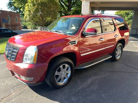 2007 Cadillac Escalade for sale at On The Circuit Cars & Trucks in York PA