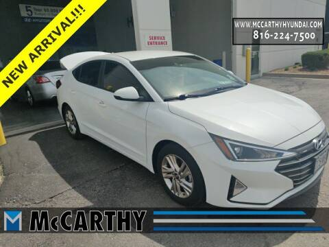 2019 Hyundai Elantra for sale at Mr. KC Cars - McCarthy Hyundai in Blue Springs MO