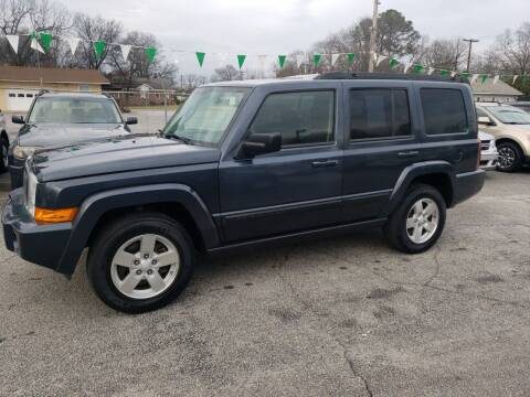 2008 Jeep Commander for sale at A-1 Auto Sales in Anderson SC