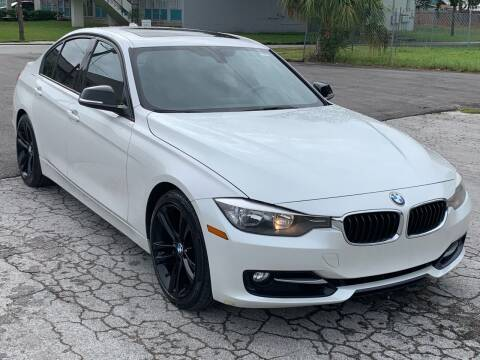 2012 BMW 3 Series for sale at Consumer Auto Credit in Tampa FL