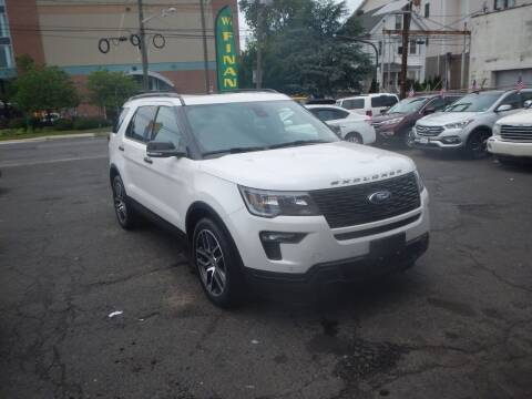 2018 Ford Explorer for sale at 103 Auto Sales in Bloomfield NJ
