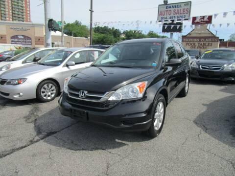 2011 Honda CR-V for sale at Daniel Auto Sales in Yonkers NY