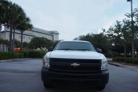 2011 Chevrolet Silverado 1500 for sale at Gulf Financial Solutions Inc DBA GFS Autos in Panama City Beach FL
