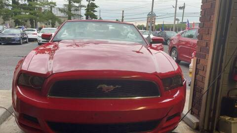 2014 Ford Mustang for sale at Nasa Auto Group LLC in Passaic NJ