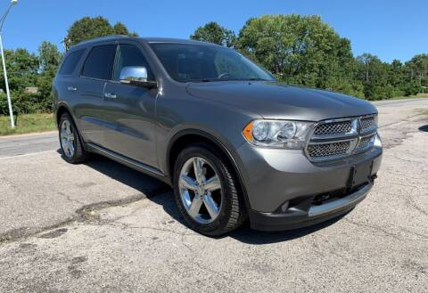 2011 Dodge Durango for sale at InstaCar LLC in Independence MO