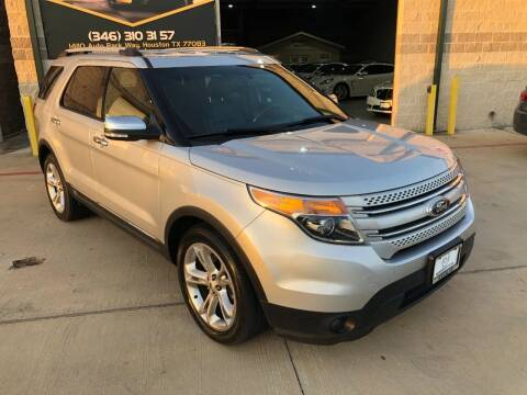 2014 Ford Explorer for sale at KAYALAR MOTORS in Houston TX