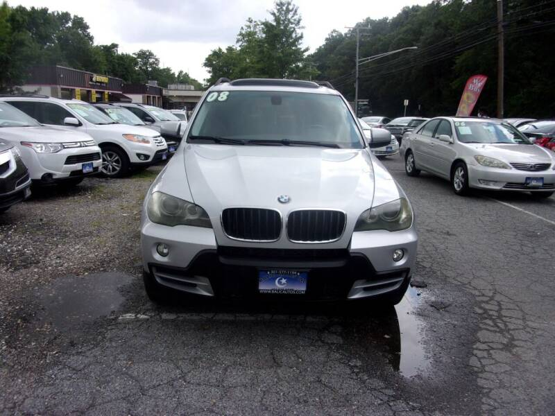 2008 BMW X5 for sale at Balic Autos Inc in Lanham MD