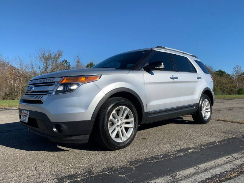 2014 Ford Explorer for sale at Crawley Motor Co in Parsons TN