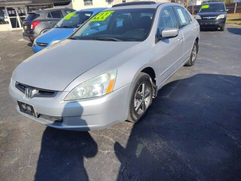 2004 Honda Accord for sale at Credit Connection Auto Sales Inc. YORK in York PA
