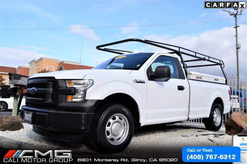 2016 Ford F-150 for sale at Cali Motor Group in Gilroy CA
