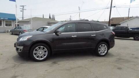 2015 Chevrolet Traverse for sale at Luxor Motors Inc in Pacoima CA