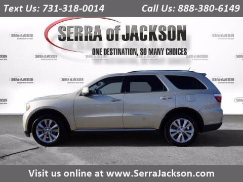 2011 Dodge Durango for sale at Serra Of Jackson in Jackson TN